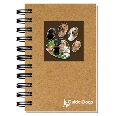 """Shadowbox Smooth Paperboard Journal w/100 Sheets (4"""" x 6"""")"""