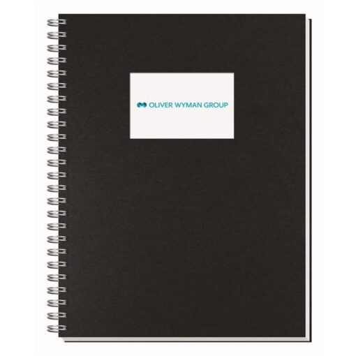 """Shadowbox Smooth Paperboard Journal w/50 Sheets (6 1/2""""x8 1/2"""")"""